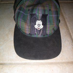 Vintage Mickey Mouse Baseball Cap Goofy's Hat Co.